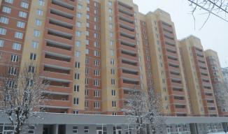ЖК на ул. Новая Слобода