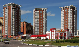 ЖК на ул. Мира