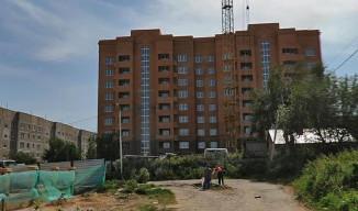ЖК на ул. Дмитрия Пожарского