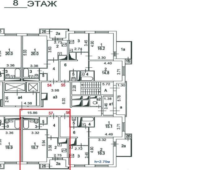 1-комнатная квартира в ЖК Зеленый бор